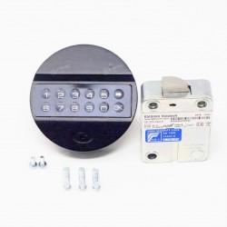 Tecnosicurezza T6530B + EM2020 (Pulse)