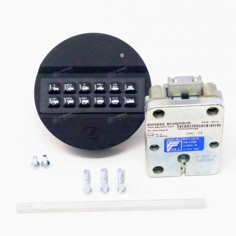 Tecnosicurezza T6430 + EM3520 (Pulse)