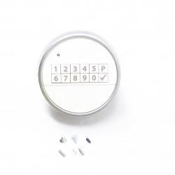 M-Locks Echo White