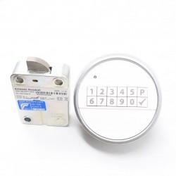 M-Locks Echo White + Tecnosicurezza EM2020