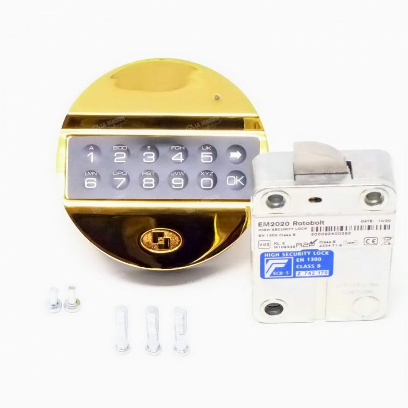 Tecnosicurezza T6530GD + EM2020 (Pulse)